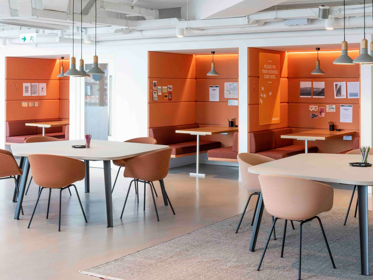 Design code - Coworking Space