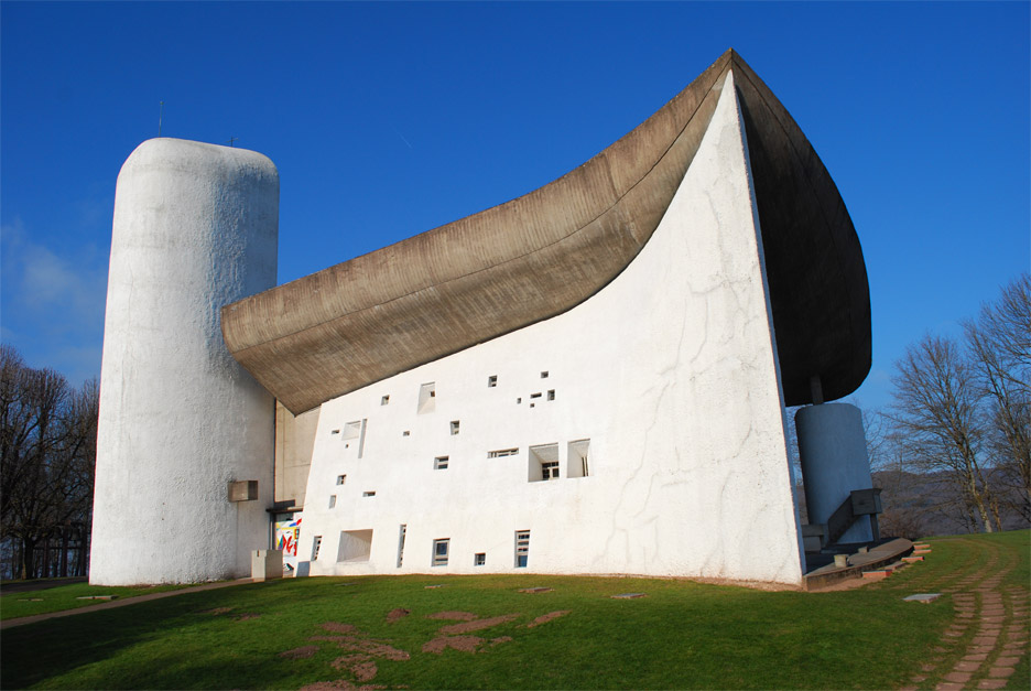 Inspiring Architect: Le Corbusier