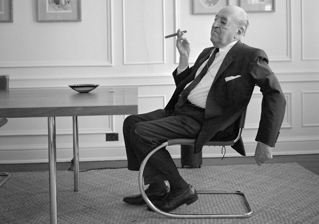 Inspiring architect: Ludwig Mies van der Rohe